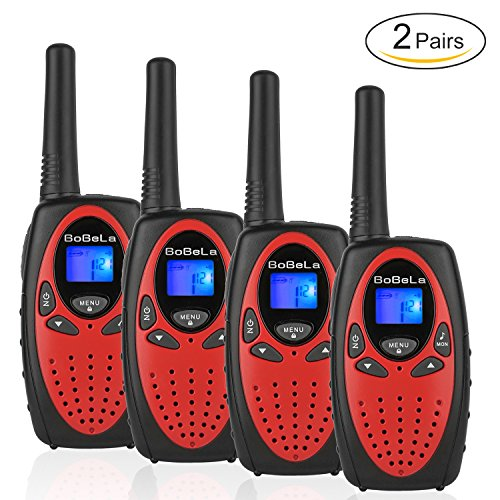 Bobela M880 Easy To Use Two Way Radio Transceiver Walkie Talkies Toys And Best Festival And ...